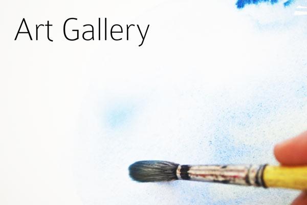 Art Gallery Badge